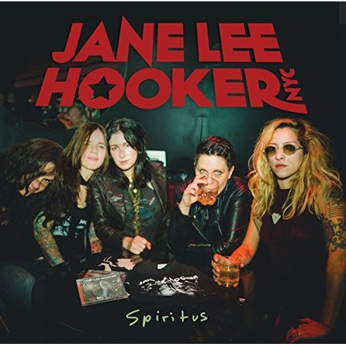 Jane Lee Hooker - Spiritus [CD]