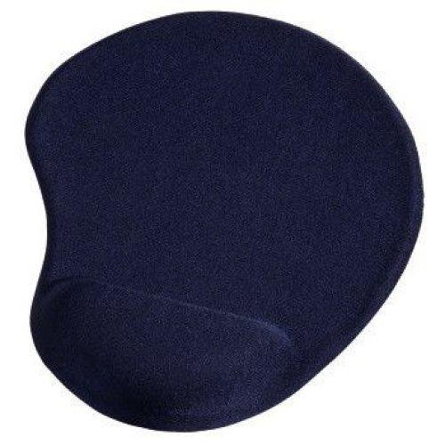 Hama 00054778 MousePad Ergonomic. Mini. Blue 00054778