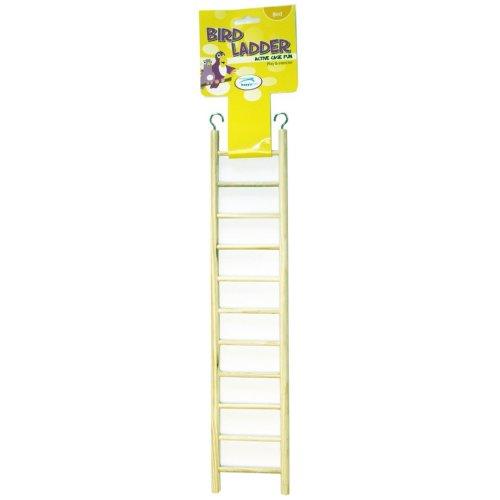 Wooden Bird Ladder 11 Step