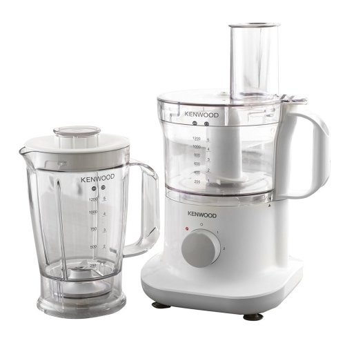 Kenwood FPP230 Food Processor 750W 2.1 Litre Bowl 1.5 Litre Blender White