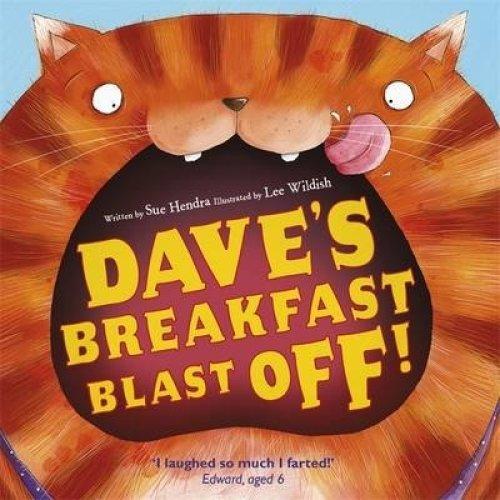Dave's Breakfast Blast-off
