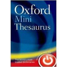 Oxford Mini Thesaurus