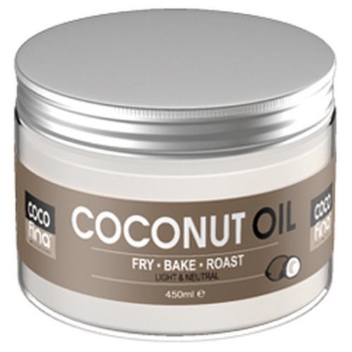 Cocofina Everday Mild Coconut Oil in 450ml Jar