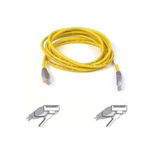 Belkin CAT5E UTP CABLE Yellow 3M
