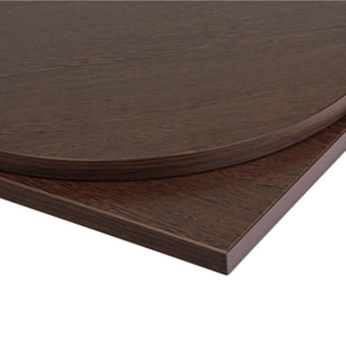 Taybon Laminate Table Top - Wenge Square - 800x800mm