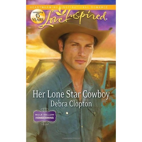 Her Lone Star Cowboy (Love Inspired)