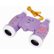 Kids Toy Binocular Telescope Outdoor Science Explore Educational Toys, Purple