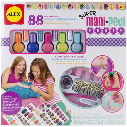 Super Mani-Pedi Party Kit-