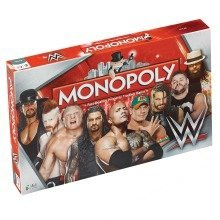Wwe Monopoly Game
