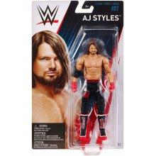 WWE Basic - Series 87 - AJ Styles Figure