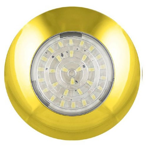 LED Autolamps LED Interior Lamp Vehicle Light Car Lighting 7.5 cm Gold 7524G