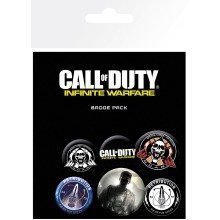 Call of Duty Infinite Warfare Mix Badge Pack