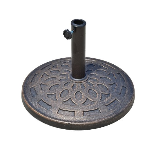 Outsunny 14kg Round Base for Parasols