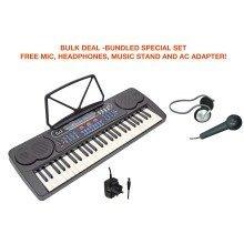 New Jersey Sound 54-key Digital Keyboard Set!
