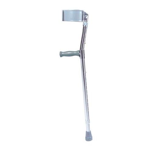 Drive Medical 10403 Steel Forearm Crutch Adult