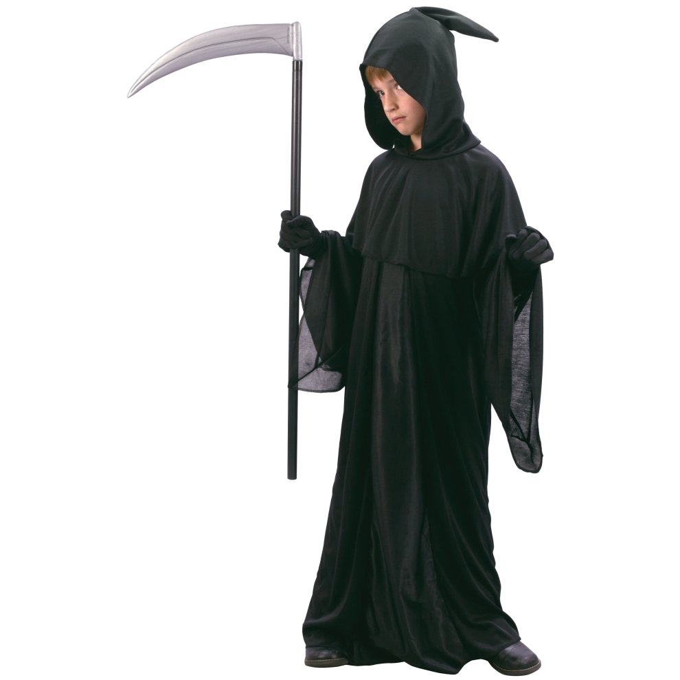 143fba605 Small Childrens Death Costume - halloween fancy dress midnight messenger  costume boys book week child outfit FANCY DRESS BOYS MIDNIGHT MESSENGER on  OnBuy