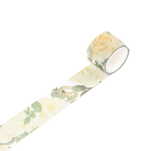 Washi Masking Tape for Arts Crafts Office Party Supplies 2 Rolls