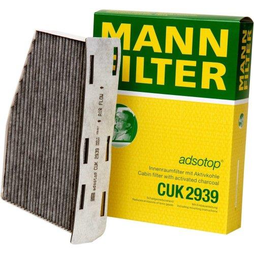 Mann Filter CUK2939 Cabin Air Filter