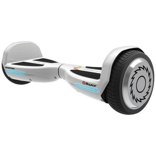Razor Hovertrax Hoverboard 1.5 White