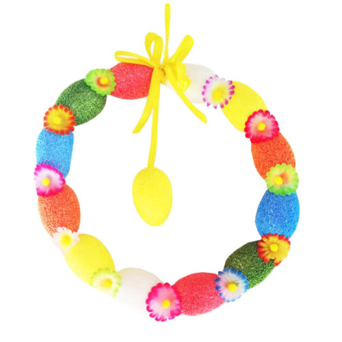 Children Bubble Easter Eggs/Egg Ring/Party Decorations/Gifts-color