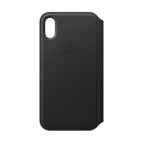 Apple iPhone X Leather Folio