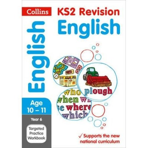 Collins Ks2 Sats Revision and Practice - New Curriculum: Year 6 English Targeted Practice Workbook