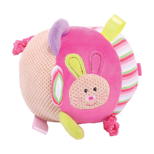 Bigjigs Toys Bella Activity Ball - Suitable From Birth