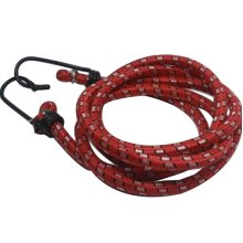 [A] 2 Pcs Elastic Luggage Ropes Bike Bungee Cords Bicycle Rack Straps