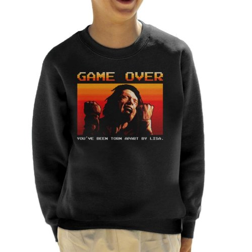 Game Over Tommy Wiseau The Room Kid's Sweatshirt