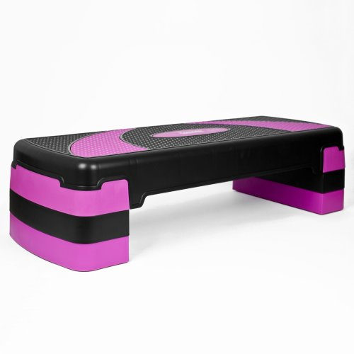 3 Level Aerobic Step Height Adjustable - Pink