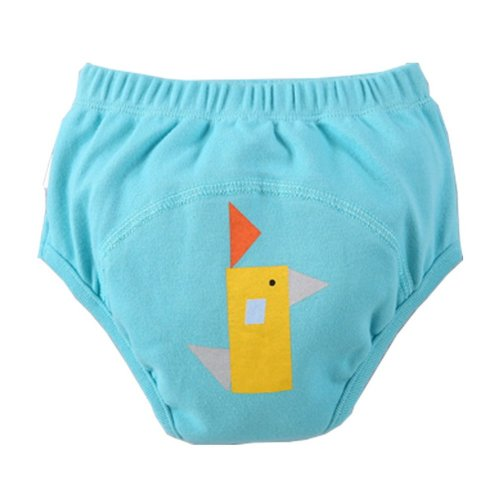 [Abstract] Baby Toilet Training Pants Nappy Underwear Cloth Diaper 13.2-19.8Lbs