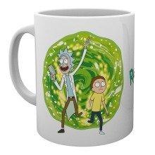 Rick and Morty Portal Mug