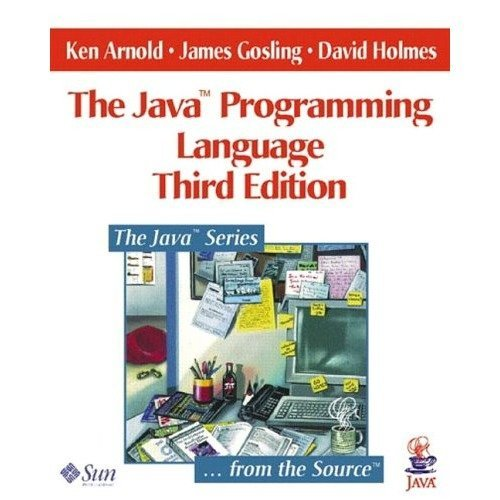 The Java Programming Language (java Series)