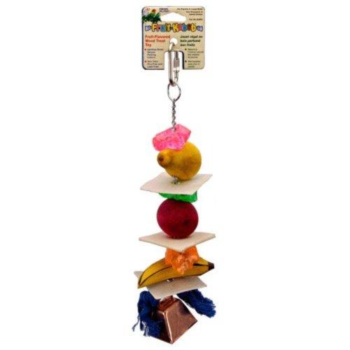 Penn Plax Treat Kabob Bird Toys, X-Large