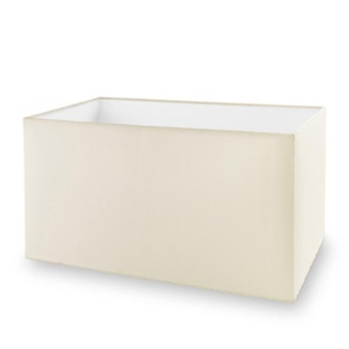 Dress Up Large Rectangle Beige Shade - LEDS-C4 PAN-183-BY