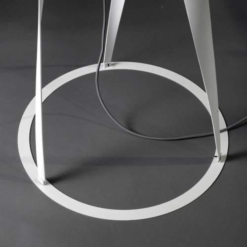 Floor Ring For Medusa Floor Lamp - GROK 71-1759-BW-BW