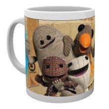 Little Big Planet Characters Mug