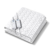Monogram by Beurer Dual Control Heated Mattress Cover King Size