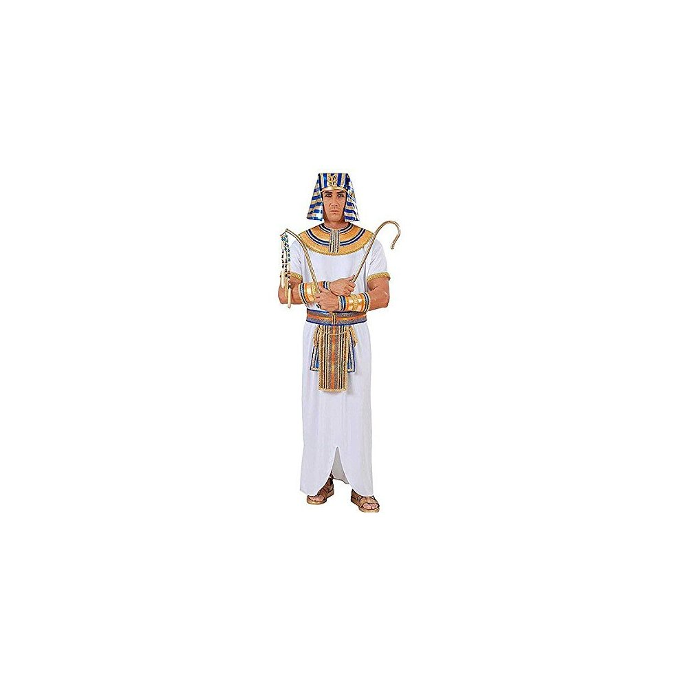 TUTANKHAMUN PHARAOH EGYPTIAN  MENS MALE FANCY DRESS COSTUME