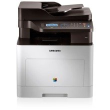 Samsung Clx-6260nd 9600 X 600dpi Laser A4 25ppm Black,white Multifunctional