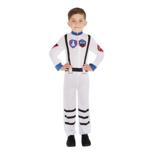 Kids Space Astronaut Costume