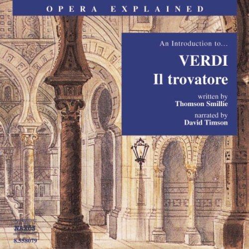 DAVID TIMSON - VERDI: INTRO TO IL TROVATORE [CD]