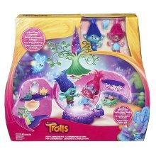 Dreamworks Trolls Poppy's Coronation Pod Playset Pack Brand New Sealed - Poppy