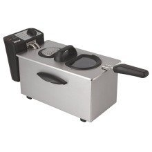 Igenix Ig8035 3.5 Litre Stainless Steel Deep Fat Fryer