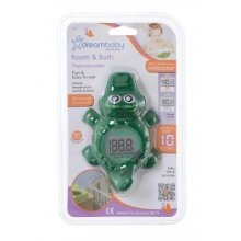 Dreambaby Room & Bath Thermometer Crocodile