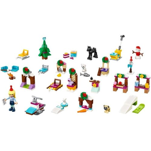 LEGO 41326 Advent Calendar 2017, Friends