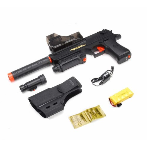 Desert Eagle Electical Water Crystal Gel Ball Blaster