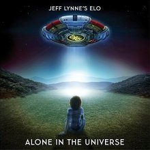 Jeff Lynne's ELO - Alone In The Universe | CD Album