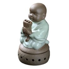 Pray Incense Burner Incense Holder for Meditation Home Decor