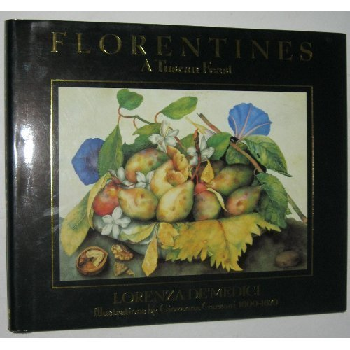 Florentines: A Tuscan Feast - Giovanna Carzoni 1600-1670